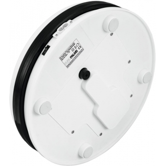 EUROPALMS Rotary Plate 25cm up to 25kg white #3