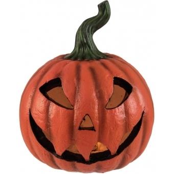 EUROPALMS Halloween Pumpkin illuminated, 26x21x21cm
