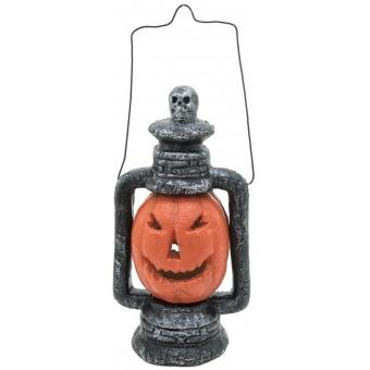 EUROPALMS Halloween Pumpkin Lantern, 35x18x13cm