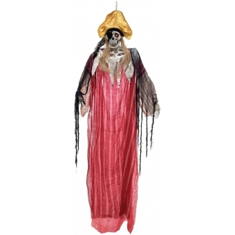 EUROPALMS Halloween Pirate, 170cm