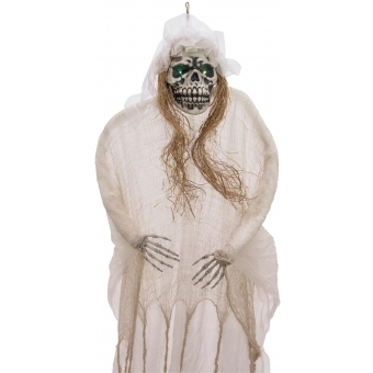EUROPALMS Halloween hanging ghost XXL, 275cm #2