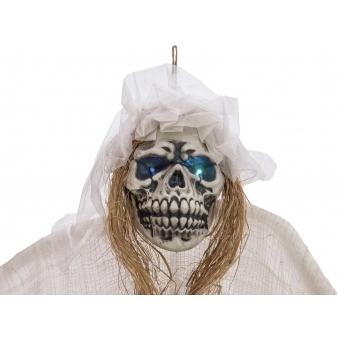 EUROPALMS Halloween hanging ghost XXL, 275cm #3