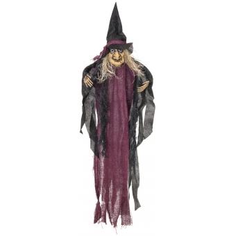 EUROPALMS Halloween witch Sofia, 65cm