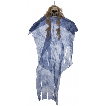 EUROPALMS Halloween Ghost, blue, 60cm