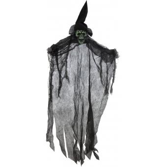 EUROPALMS Halloween Ghost, black, 60cm