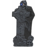 EUROPALMS Cross Tombstone 59,5cm