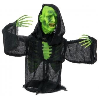 EUROPALMS Halloween Half Body Zombie 73cm