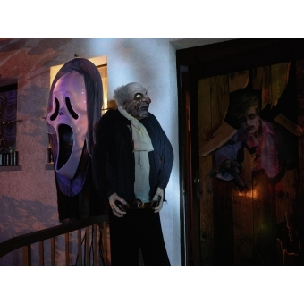 EUROPALMS Halloween figure zeraktor 164cm #4