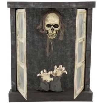 EUROPALMS Halloween Horror Window 85cm #4