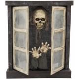 EUROPALMS Halloween Horror Window 85cm