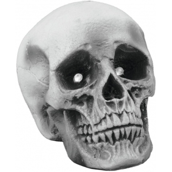 EUROPALMS Halloween scull 21x15x15 LED