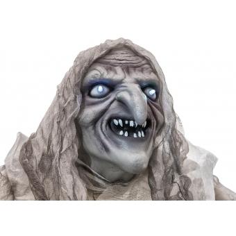 EUROPALMS Halloween Witch, white, 170x50x20cm #3