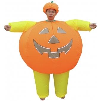 EUROPALMS Inflatable costume Pumpkin man