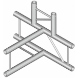 ALUTRUSS BILOCK E-GL22 T42-V 4-Way Corner 90°