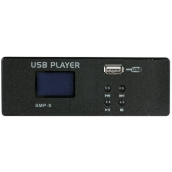 DAP-Audio MP3 USB modul play pt. GIG