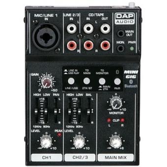 DAP-Audio Mini-GIG #3