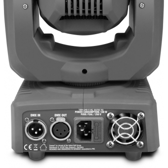Cameo NanoSpot 300 LED Mini Moving Head 30 W #5