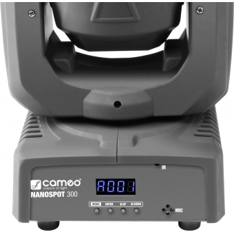 Cameo NanoSpot 300 LED Mini Moving Head 30 W #6