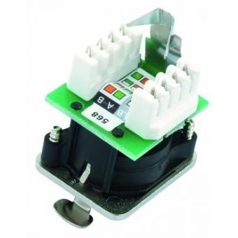 NEUTRIK CAT-5 Mounting socket NE8FDV-YK #2