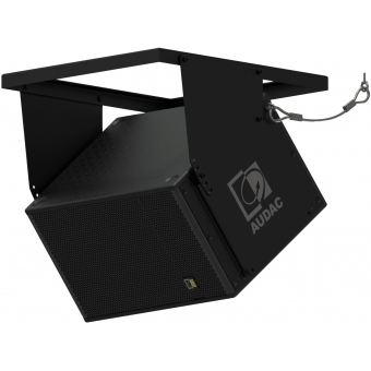MBK300S  ceiling flying system for 1x FX 3.15 - black