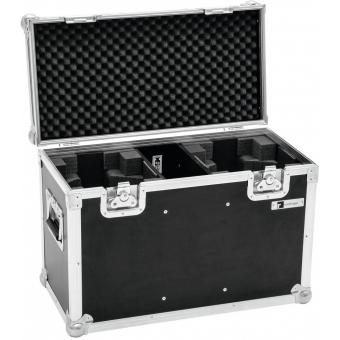 ROADINGER Flightcase 2x LED MFX-3 #3