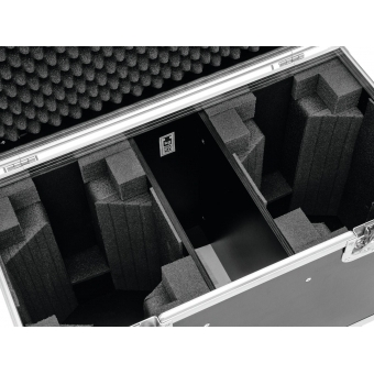 ROADINGER Flightcase 2x LED MFX-3 #4