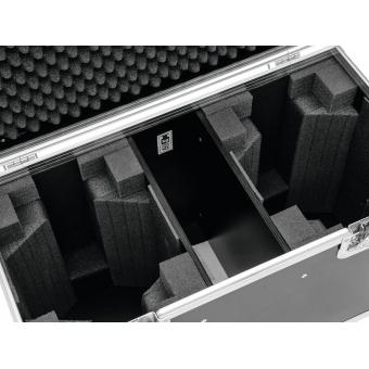 ROADINGER Flightcase 2x LED MFX-3 #4