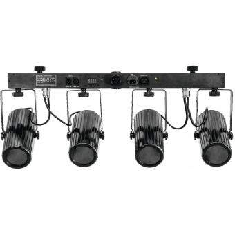 EUROLITE LED QDF-Bar RGBAW Light Set #3