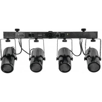 EUROLITE LED QDF-Bar RGBAW Light Set #3