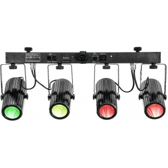 EUROLITE LED QDF-Bar RGBAW Light Set #4