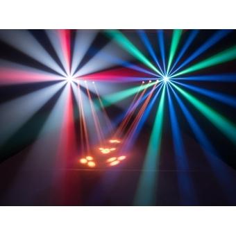 EUROLITE LED QDF-Bar RGBAW Light Set #10