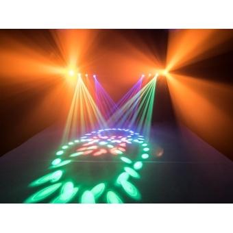 EUROLITE LED QDF-Bar RGBAW Light Set #11