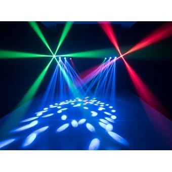 EUROLITE LED QDF-Bar RGBAW Light Set #12