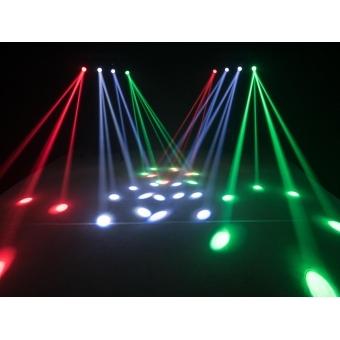 EUROLITE LED QDF-Bar RGBAW Light Set #14