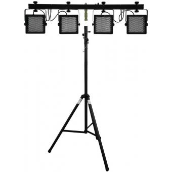 EUROLITE Set LED KLS-401 + STV-40-WOT Aluminium stand