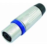 NEUTRIK Speakon cable socket 4pin NLT4MX