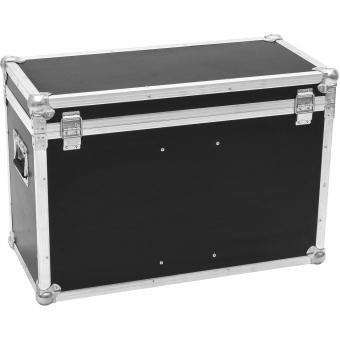ROADINGER Flightcase 2x LED THA-100F/THA-120PC #2