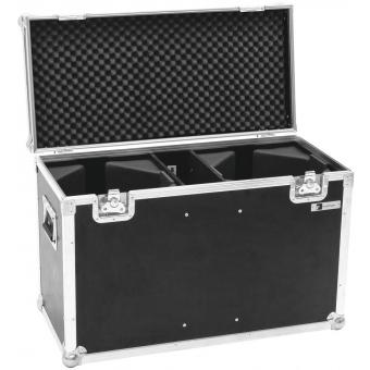 ROADINGER Flightcase 2x LED THA-100F/THA-120PC #3