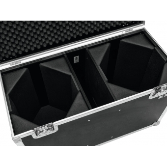 ROADINGER Flightcase 2x LED THA-100F/THA-120PC #4