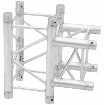 ALUTRUSS QUADLOCK 6082T-35(50) 3-Way T-Piece