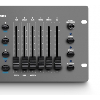 Cameo CONTROL 54 54-Channel DMX Controller #5