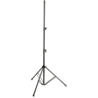 Gravity SP 5522 B Twin Extension Speaker And Lighting Stand