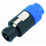 NEUTRIK Speakon cable plug 4pin NL4FC