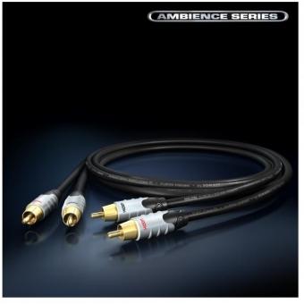 Cablu Hicon 2RCA-2RCA 1.5m Ambiance Series HIA-C2C2-0150 #2