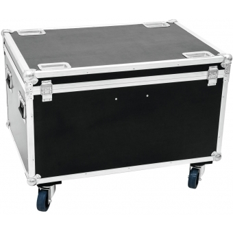 ROADINGER Flightcase 4x TMH-X12 with wheels #2