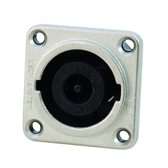NEUTRIK Speakon mounting socket 8pin NL8MPR