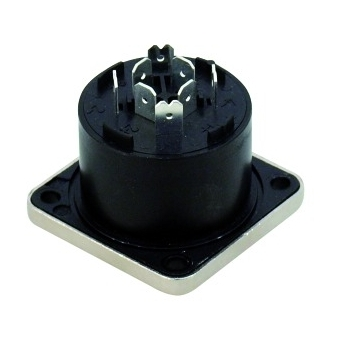 NEUTRIK Speakon mounting socket 8pin NL8MPR #2