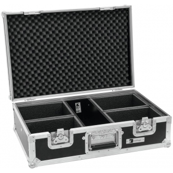 ROADINGER Flightcase 4x LED IP PAR 3x12W HCL #2