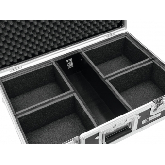ROADINGER Flightcase 4x LED IP PAR 3x12W HCL #4