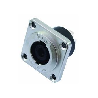 NEUTRIK Speakon mounting socket 4pin NLT4MP #2